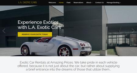 LA Exotic Cars