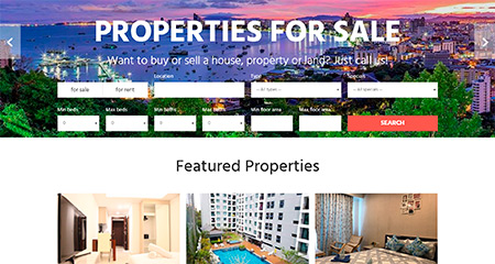 Alula Pattaya Property
