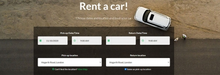Compelling New Release of VEVS Car Rental Website Solution. Learn Details.
