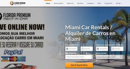 Florida Premium Rent-a-Car