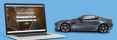 New upgrade for the Car Rental website builder