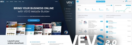 Meet VEVS Website Builder 2.0: New Storefront & Smarter CMS