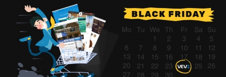 Black Friday: Get 80% OFF on the first 6 months of your yearly subscription!