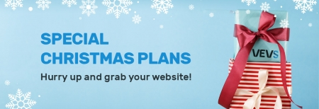 Special Christmas Plans on VEVS!