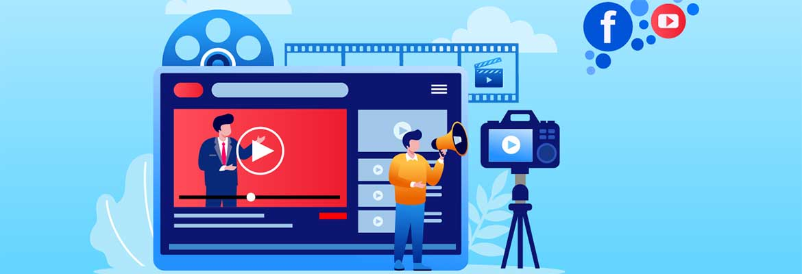 7 Benefits Of Using Video Within Your Website