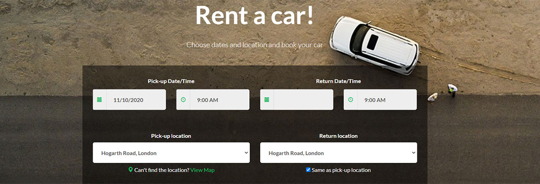 Compelling New Release of VEVS Car Rental Website Solution. Learn Details.