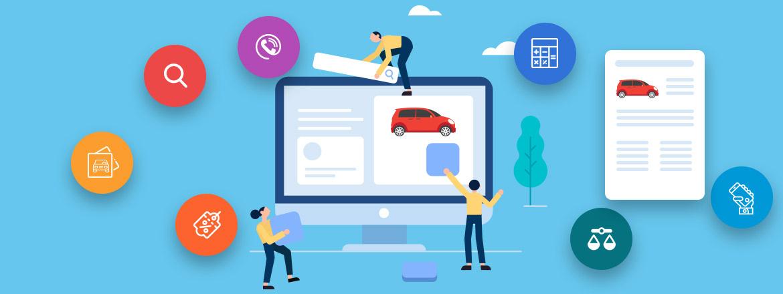 Most important features a car dealer website should have