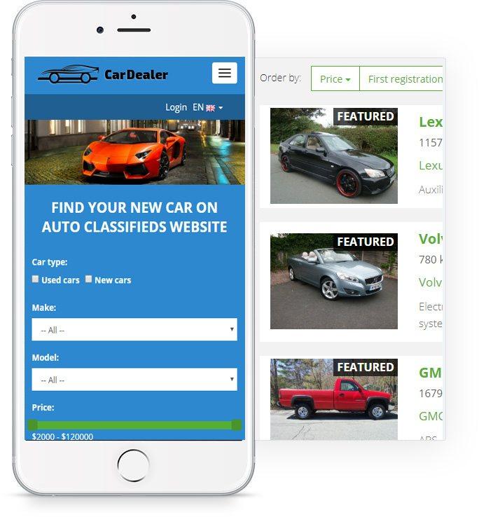 VEVS: Car Dealer Websites | Website Builder
