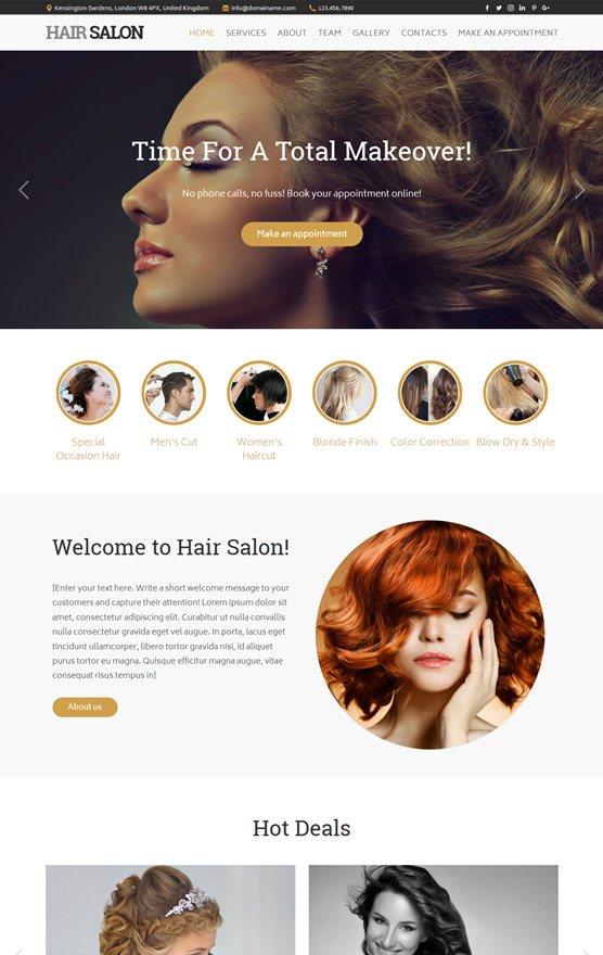 Vevs hair beauty salon websites vevs hair beauty salon websites 2 urmus Images